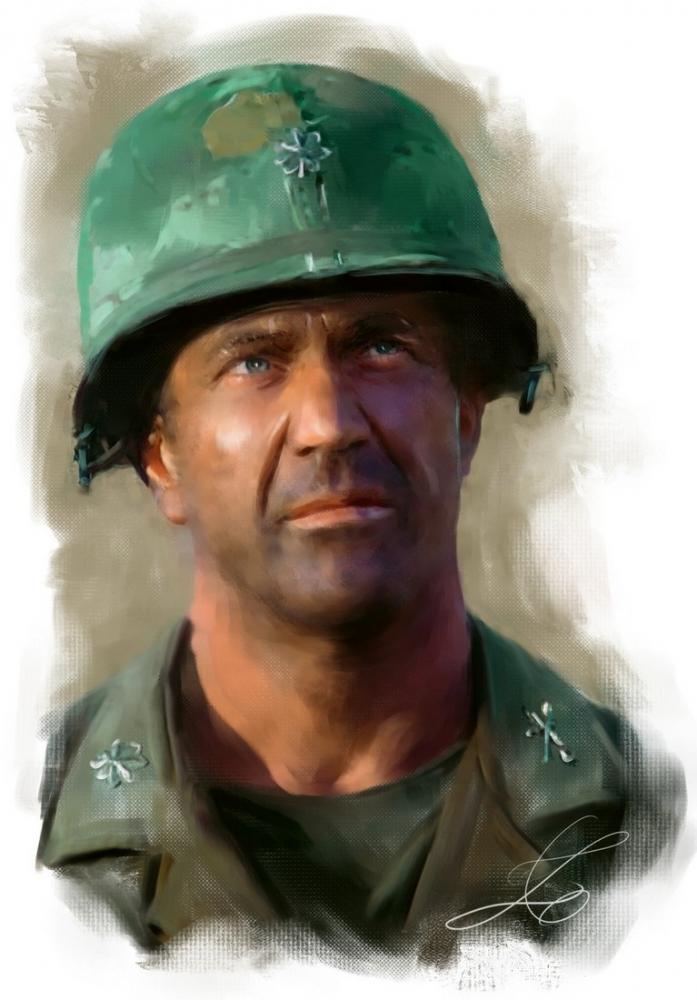 Mel Gibson par z6ig